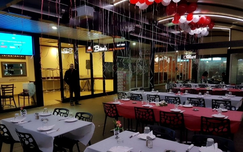 Special Occasions restaurant